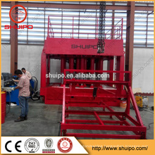Hydraulic Dished End Configuring Machine /Hydraulic Press For Dished End Making