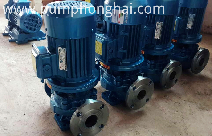 Electric motor driven water pump