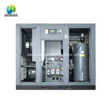 110kw/150HP rotary type direct-drive screw air compressor