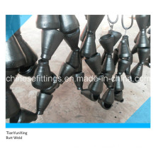 Butt Weld Fittings Carbon Steel Pipe Reducers