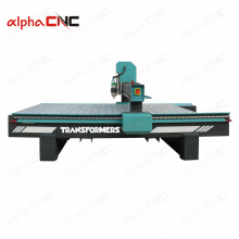 Amanda CNC Router Used Cnc Ice Wood Carving Machine 3D