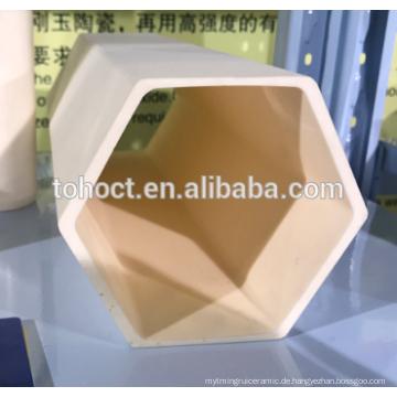 Großformatige Keramikröhre mit einem Durchmesser von 99,7%