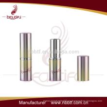 LI18-3 Haga su propio tubo del lápiz labial del lápiz labial del cosmético