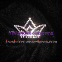 Crystal Crowns Pins Sash Pins