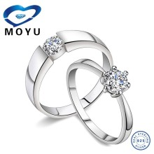 All size 6,7,8,9,10 women's men's couple wedding rings ,engagement rings for Anniversary ,party ,