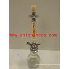 Clear Design Fashion High Quality Nargile Smoking Pipe Shisha Hookah