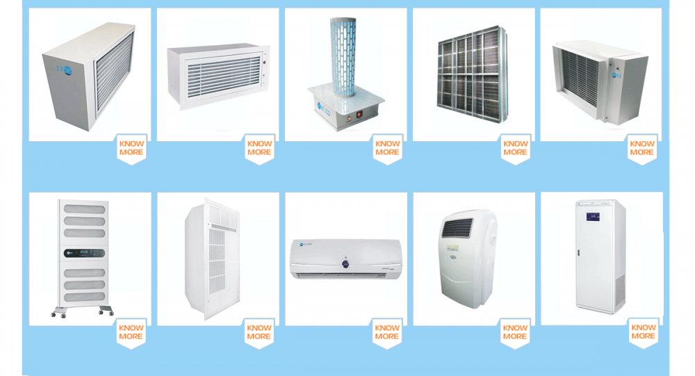Air Conditioning Purifier Device