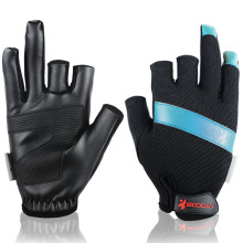 Profeshional High Quality Sailing Gloves, Leather Gloves