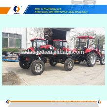 remorque plate-forme de tracteur