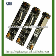 Caméra OV6920 CMOS, objectif mini caméra vidéo, objectif caméra CCTV