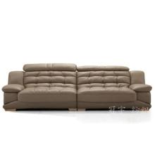 Tissus de textile à la maison d'imitation de cuir de polyester de polyester pour des meubles