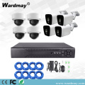 CCTV 8CH 5.0MP HD WDR PoE NVR Kit