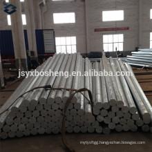 100% Penetration Welding Galvanized Electric Steel Pole