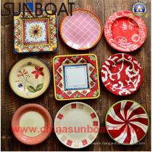 New Designed Diverse Style Enamel Dish/Dish Plate