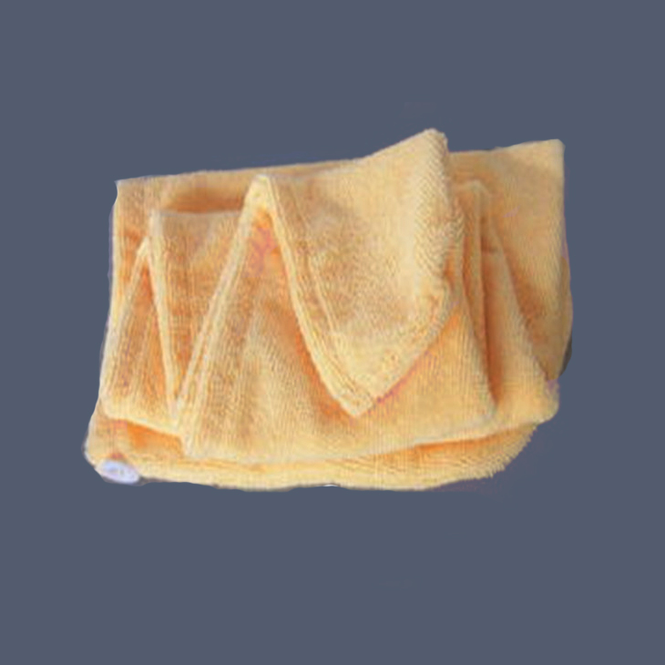 microfibre hair towel soft