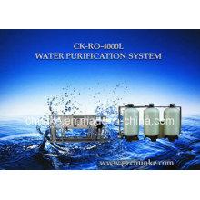 Equipo de tratamiento de agua 4t / H RO System 97% -99% Desalination