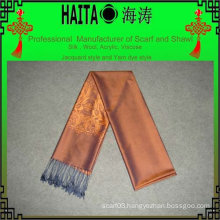 Quality silk scarf