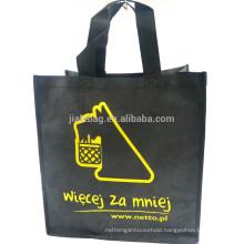silkscreen print non woven promotional bags