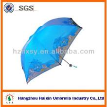 Próprio estilo chinês original marca guarda-chuva bordado