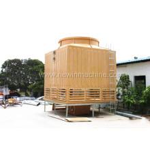 Tour de refroidissement à eau FRP à grande capacité à grande capacité (NST-1600H / M)