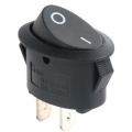 Lighted Rocker Switch SPST