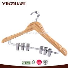 Boa Qualidade Bambu Terno Hanger