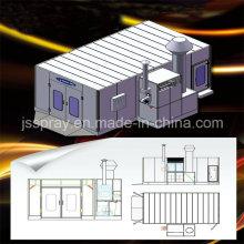 Cabine de jet d'automobile de Spl-C Chine avec le certificat d'OIN / CE
