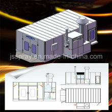 Spl-C China Automobile Spray Booth with ISO/CE Certificate