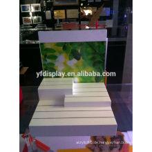 MDF & Acryl Display für Uhr oder Kosmetik
