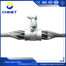 Axy Type ADSS Suspension Clamp Used for Preformed Optical Cable