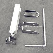 Piezas de la máquina de China Accesorios de equipos agrícolas Piezas de metal