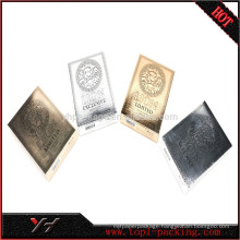 Factory Customized Gift Box Thin Printed Paper Packaging Perfume Box