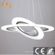 Lámpara colgante industrial única de la vendimia LED Lámpara colgante de iluminación