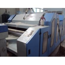Гибридная волокнокардинга и прядильная машина (CLJ)
