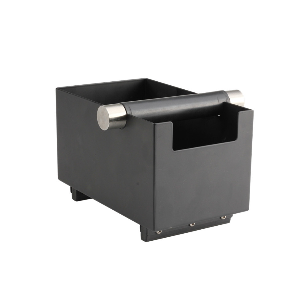 coffee knock box waste bin for barista