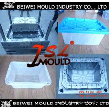 Molde plástico da caixa de armazenamento da injeção