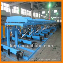 stacker device roll forming machine