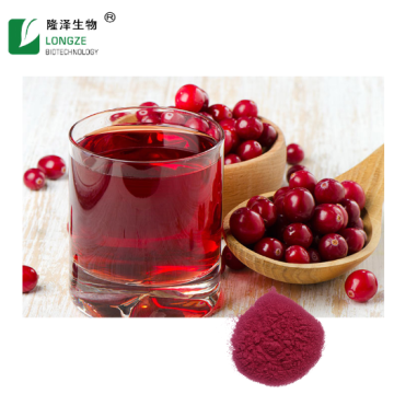 Tanpa GMO Cranberry Extract Powder PAC30%