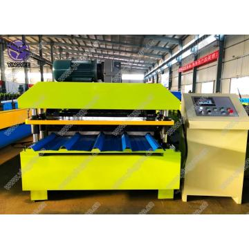 Mesin IBR Roof Tile Roll membentuk mesin