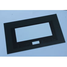 Electrical Rectangular oven tempered Glass Panel