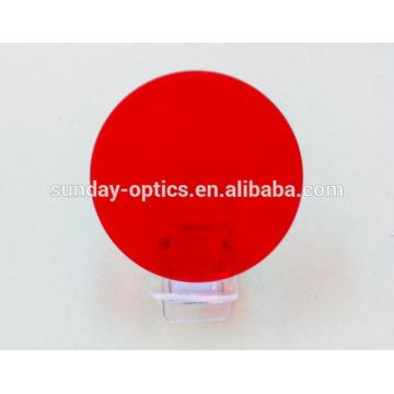 Filtre à absorption sélective-filtre en verre rouge