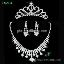 High Quality Choker Zircon Wedding choker necklace