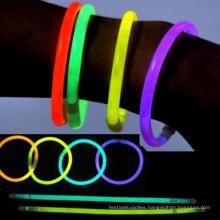Glow Stick Bracelets Mixed Colors