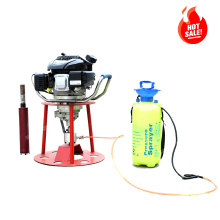 gasoline engine rock core drill machine mineral,exploration geotechnical drill rig