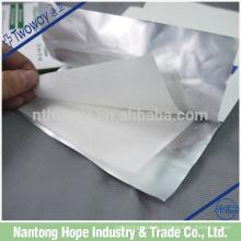 steriles Gaze-Dressing eines Stückes für Papier-Polybeutel