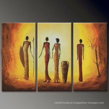 New Design with Frames People Oil Painting