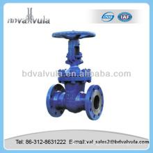 DIN stem gate valve manual gate valve