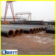 Tubo de acero con brida de alta calidad ERW