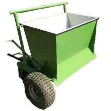 Lawn maintenance sand filling machine hand push sand filling machine for artificial grass Installation