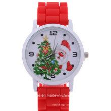 Дешевые рождественские украшения Керамические часы